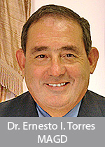 Dr. Ernesto I. Torres, MAGD